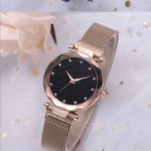 Lux Starry Sky Wristwatch